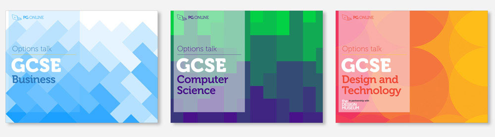 pg online free gcse options presentations pg online