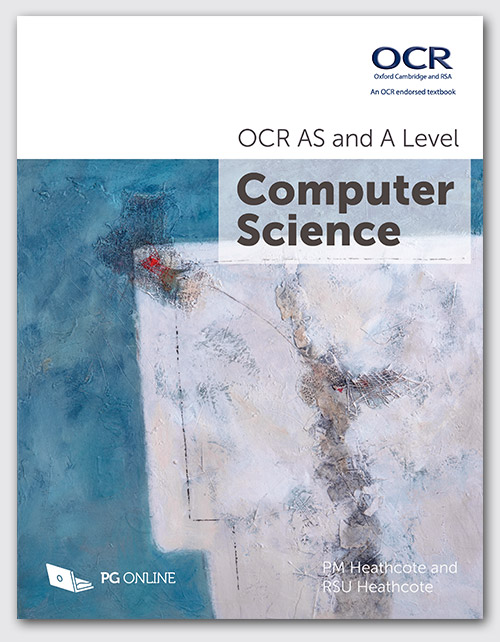 OCR AS and A Level Computer Science Textbook