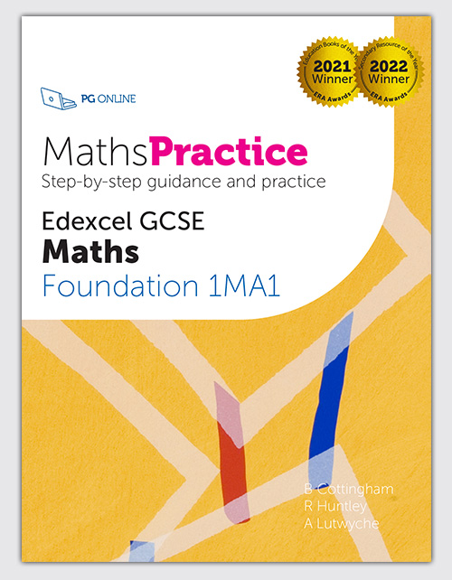 Edexcel GCSE Mathematics Foundation Textbook