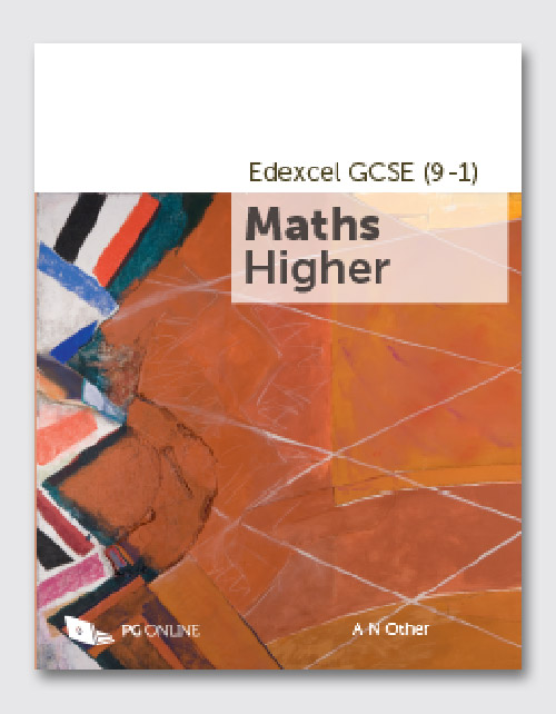 Edexcel GCSE Mathematics Higher Textbook