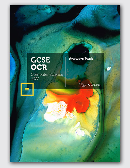 J277 GCSE Textbook Downloadable Teacher's Supplement