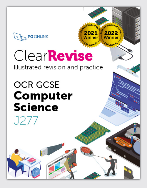 ClearRevise OCR GCSE J277