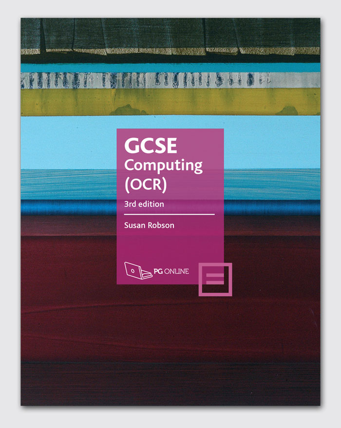 GCSE Computing (OCR) Textbook