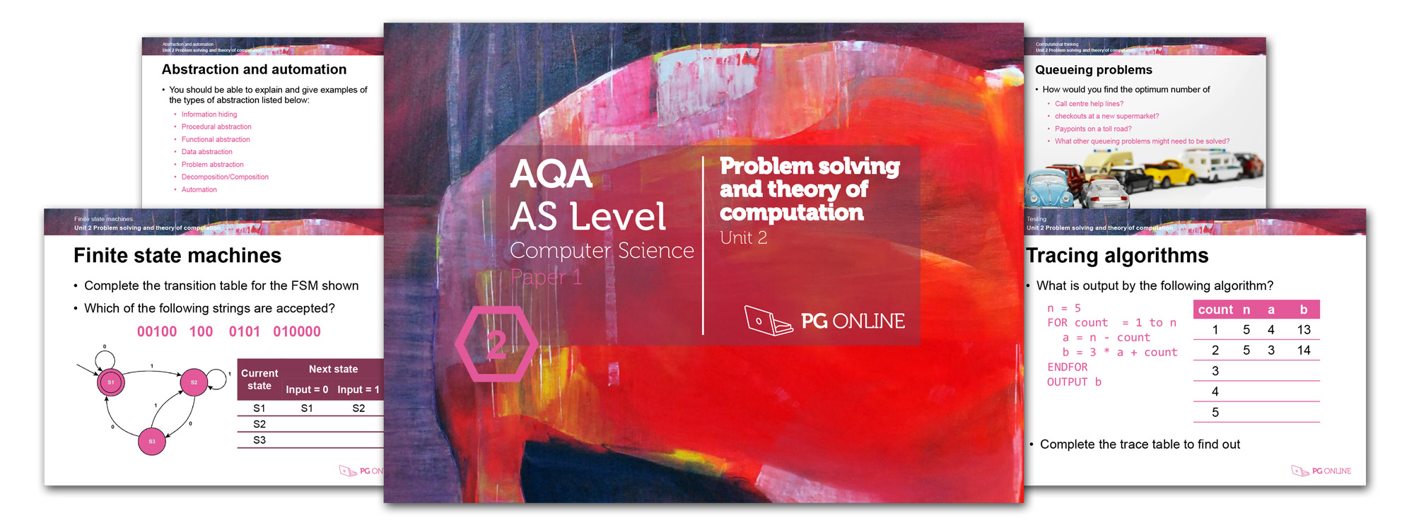 aqa problem solving answers