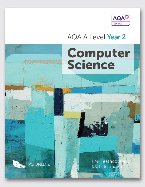AQA A Level (Year 2) Computer Science Textbook